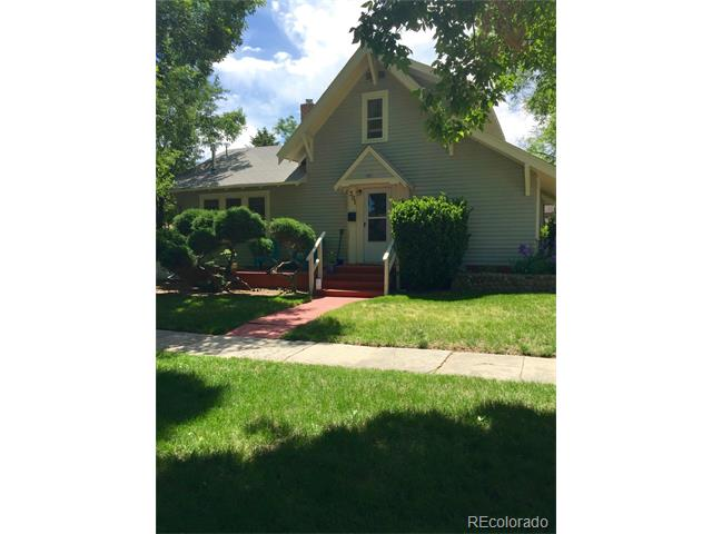 301 Garfield Street, Fort Collins, CO 80524