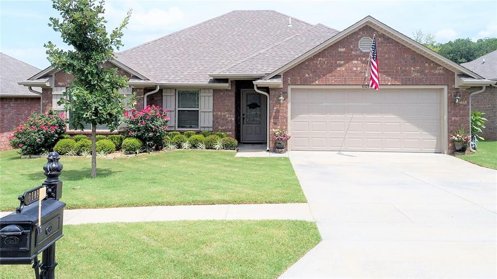 6109 Hickory LN, Fort Smith, AR 72916