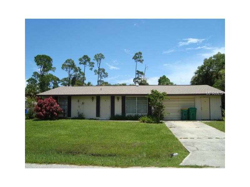 4386 SANSEDRO STREET, PORT CHARLOTTE, FL 33948