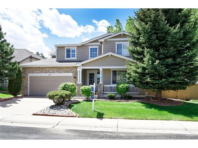 2692 Baneberry Court, Highlands Ranch, CO 80129