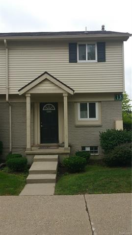 2268 ORCHARD CREST Drive 81, Shelby Twp, MI 48317