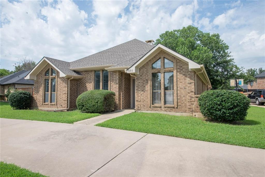 631 Sellmeyer Lane, Highland Village, TX 75077