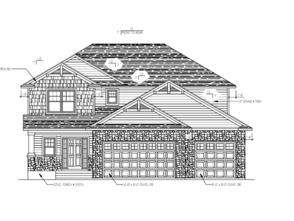 12447 Cottonwood Street NW, Coon Rapids, MN 55448
