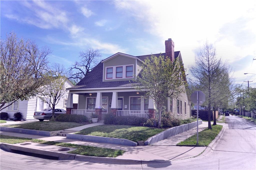 1921 S Henderson Street, Fort Worth, TX 76110