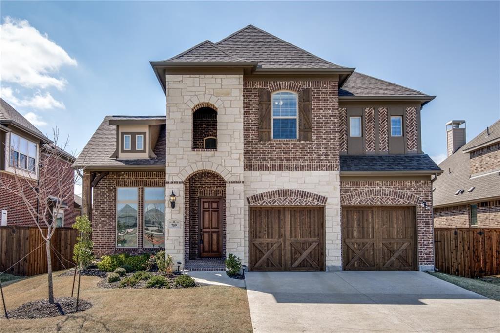 759 Stardrift Avenue, Frisco, TX 75034