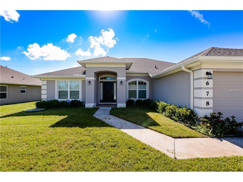 678 SW NICHOLS TERRACE, PORT SAINT LUCIE, FL 34953