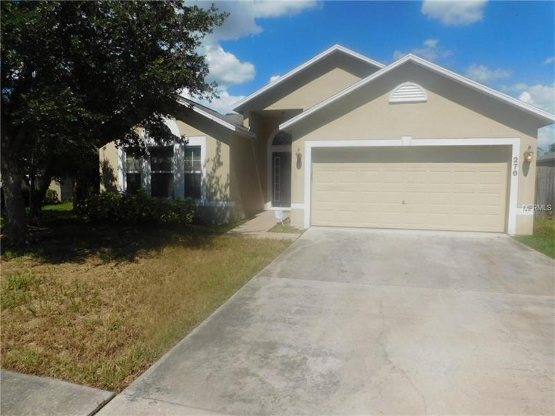 276 MCKAY BOULEVARD, SANFORD, FL 32771