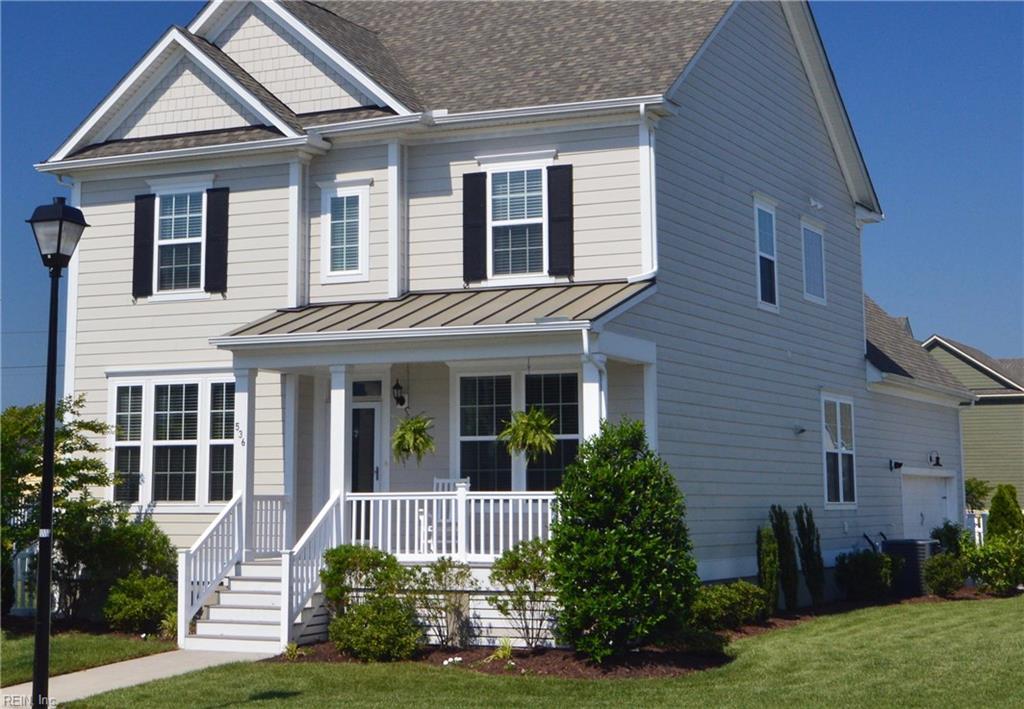 536 COLONEL BYRD ST, Chesapeake, VA 23323