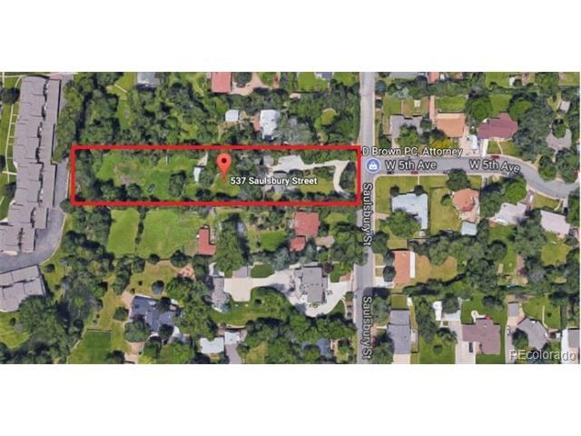 537 Saulsbury Street, Lakewood, CO 80226