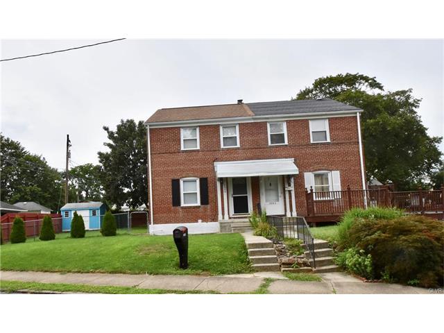 2044 S 6Th Street, Allentown City, PA 18103