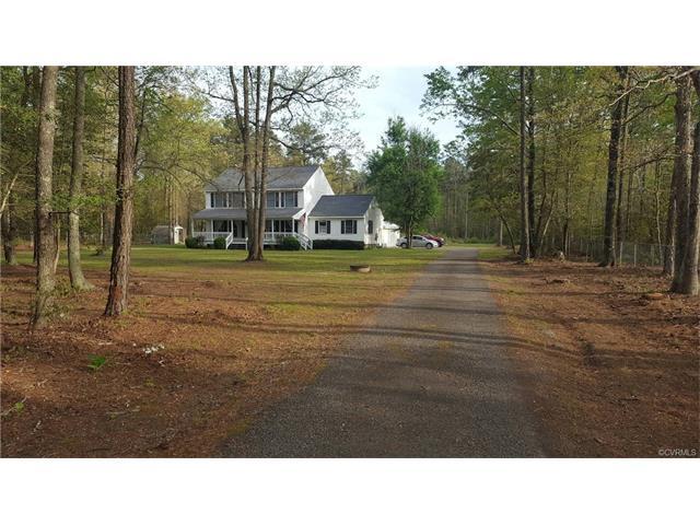 20116 Frog Level Road, Ruther Glen, VA 22546
