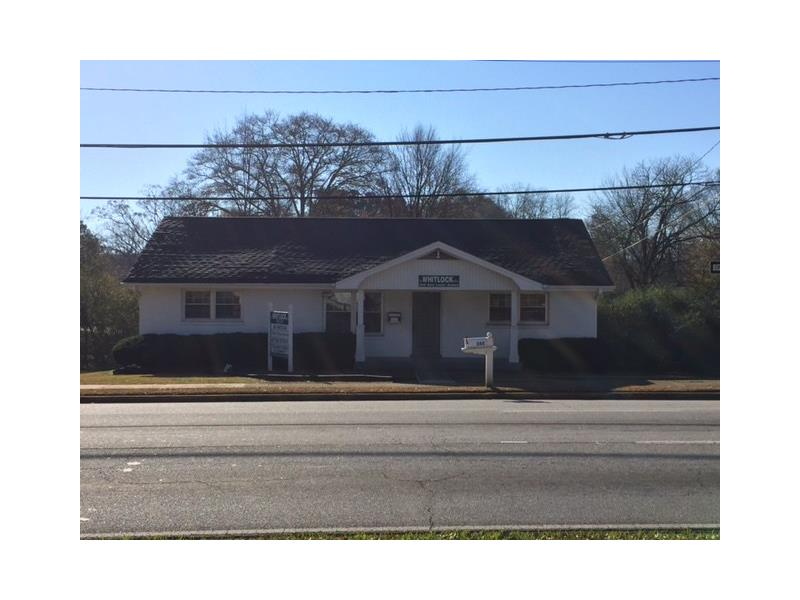 345 E Lanier Avenue, Fayetteville, GA 30214