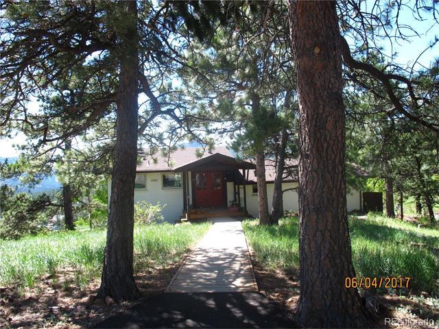 11923 Hillcrest Road, Golden, CO 80403