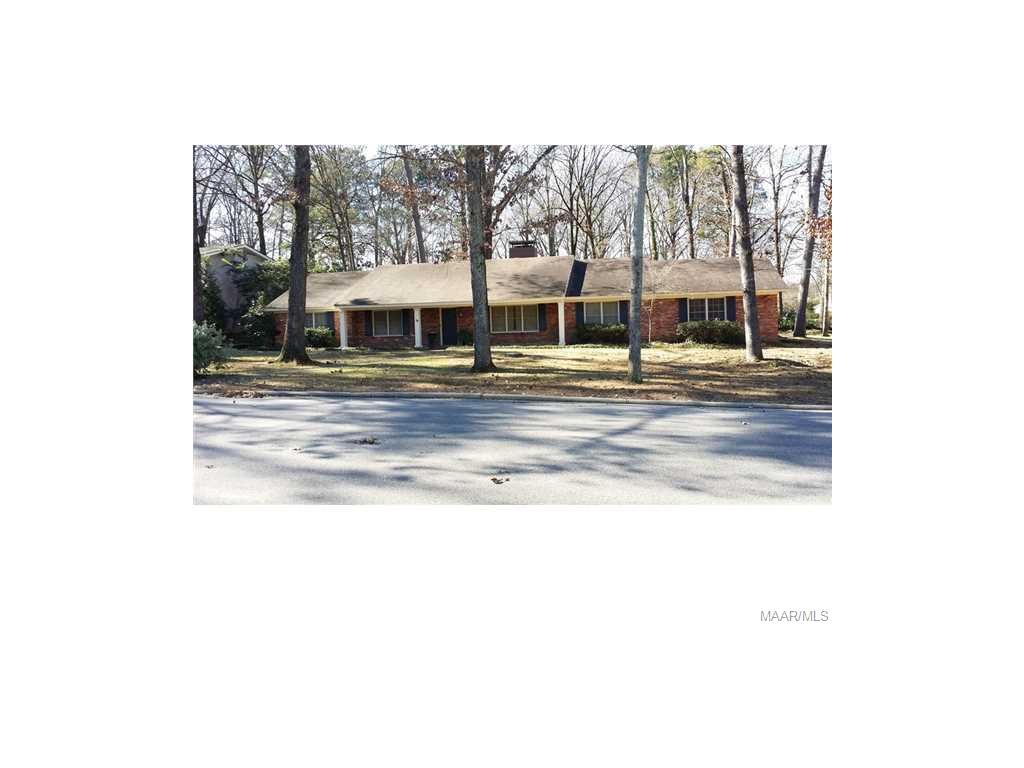 1800 HILLWOOD Drive, Montgomery, AL 36106
