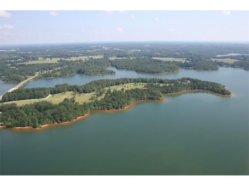 Pointe Sidney Drive, Hartwell, GA 30643
