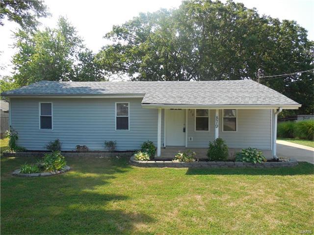 879 Twin Oak Drive, Hillsboro, MO 63050