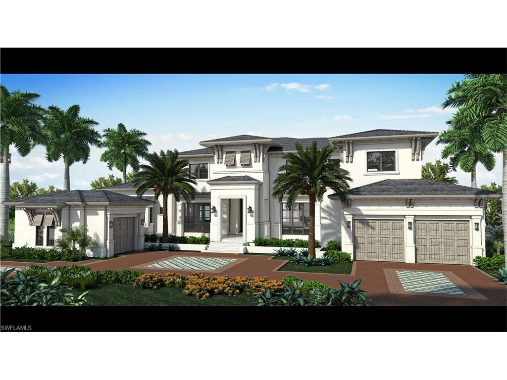 205 South Lake DR, NAPLES, FL 34102