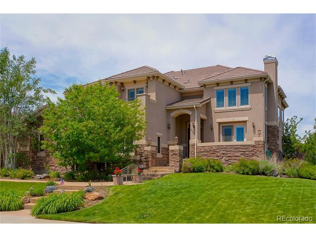 9547 S Silent Hills Drive, Lone Tree, CO 80124