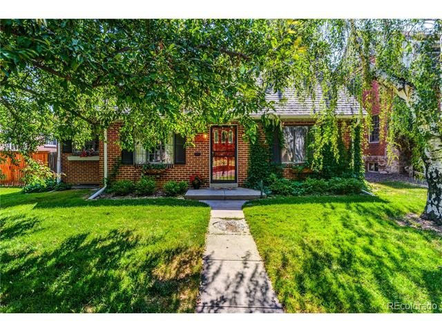 1036 S Columbine Street, Denver, CO 80209