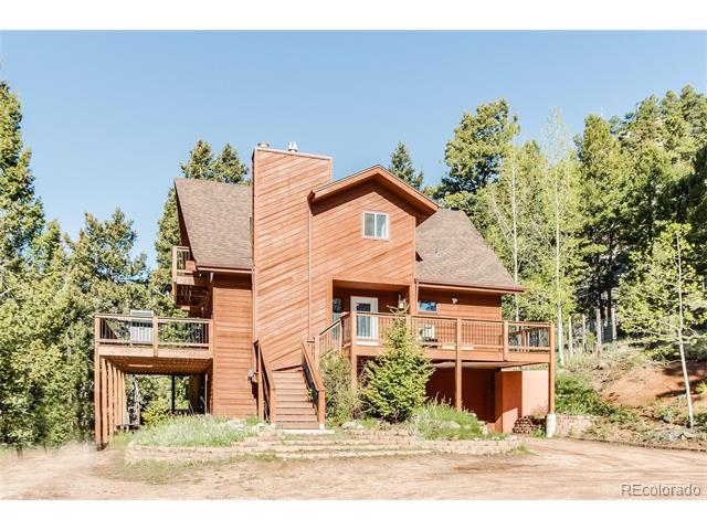 31031 Haldimand Drive, Conifer, CO 80433