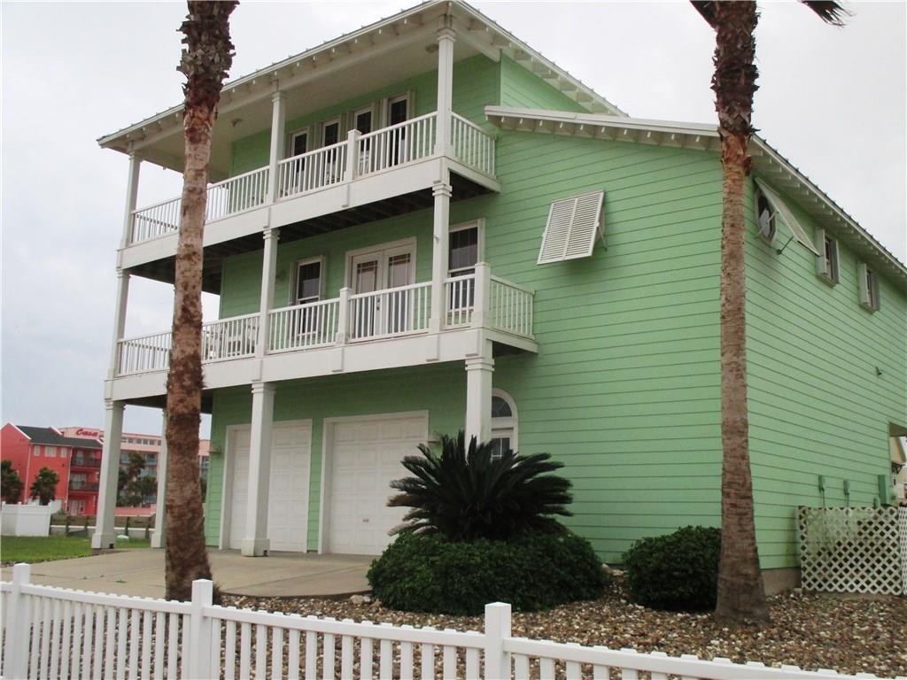 234 Beachwalk Lane, Port Aransas, TX 78373