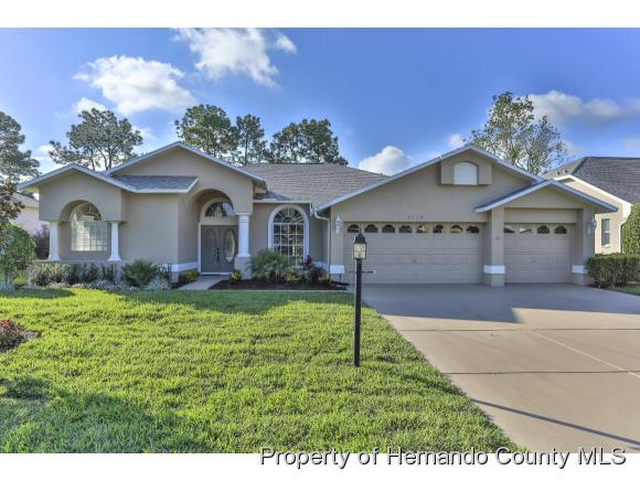 8116 SUMMERSONG CT, Spring Hill, FL 34606