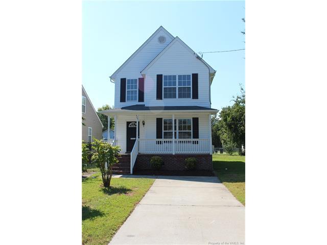 727 HEMLOCK Ave, Hampton, VA 23661