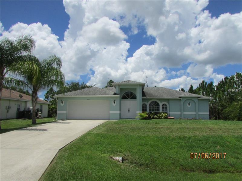 1677 LINDSAY AVENUE, NORTH PORT, FL 34286