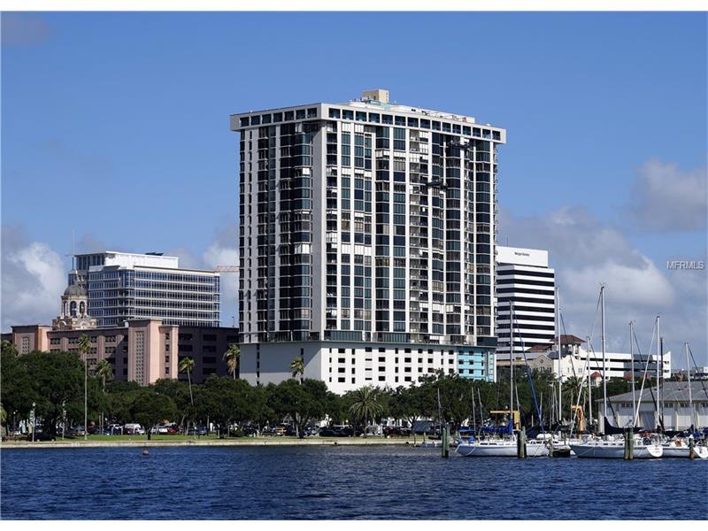 1 BEACH DRIVE SE 1602, ST PETERSBURG, FL 33701