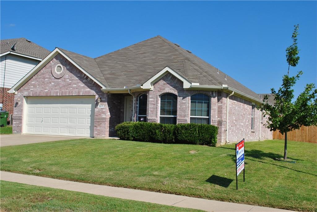 1617 Cowtown Drive, Mansfield, TX 76063
