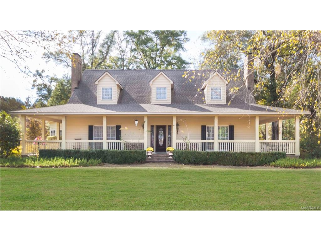 139 Cypress Bend Road, Statesville, AL 36703