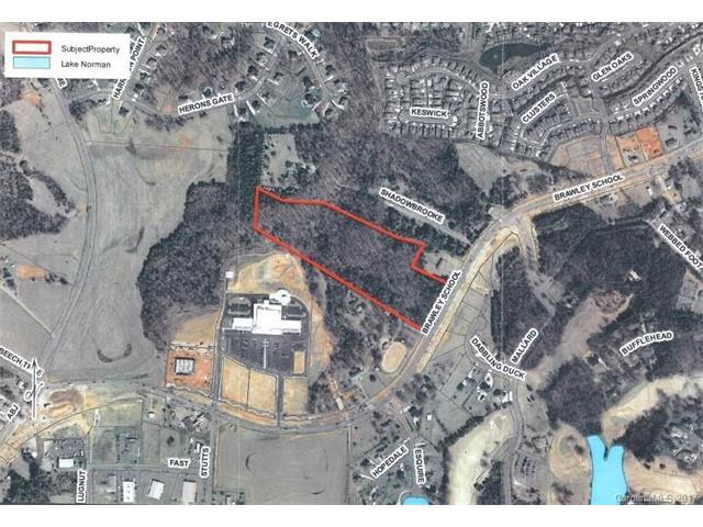 14 Acres Brawley School Road, Mooresville, NC 28117