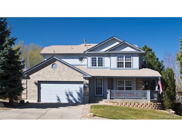 6172 Soaring Drive, Colorado Springs, CO 80918