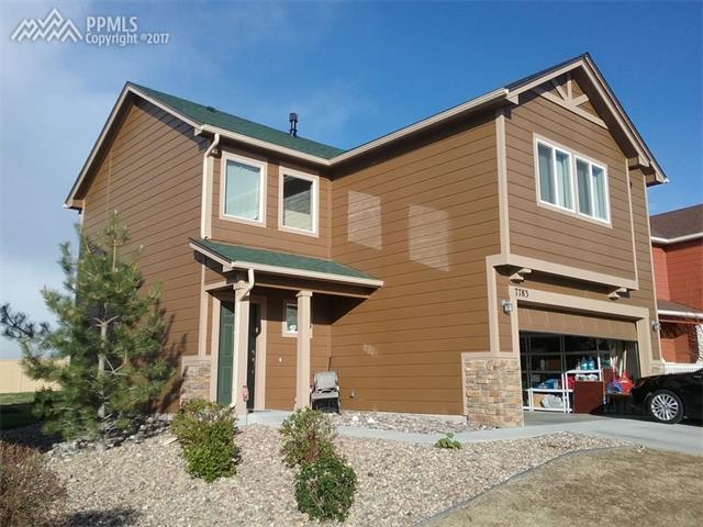 7783 Manistique Drive, Colorado Springs, CO 80923