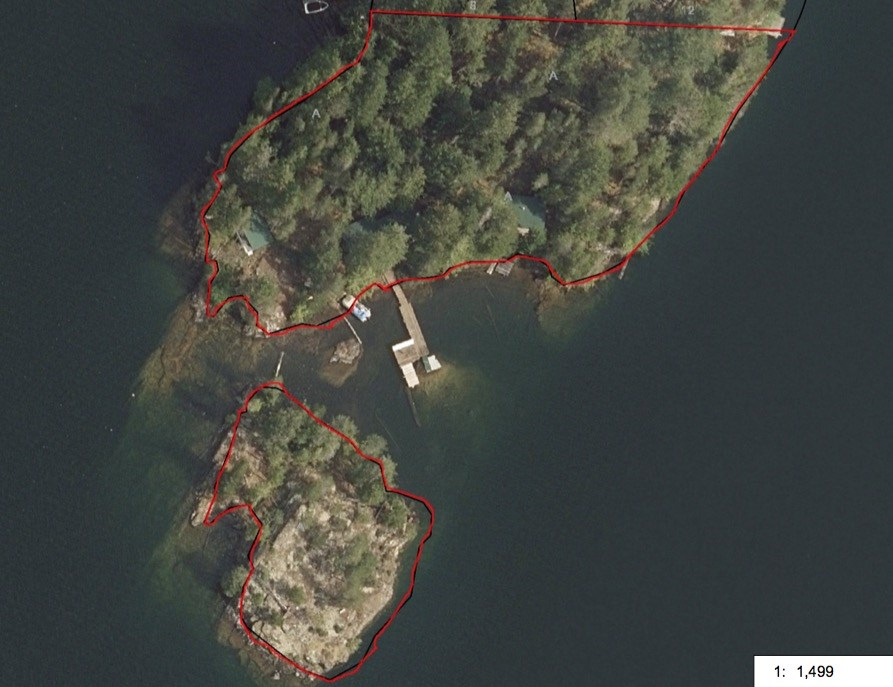 Lot A SAKINAW LAKE, Madeira Park, BC V7T 1C3