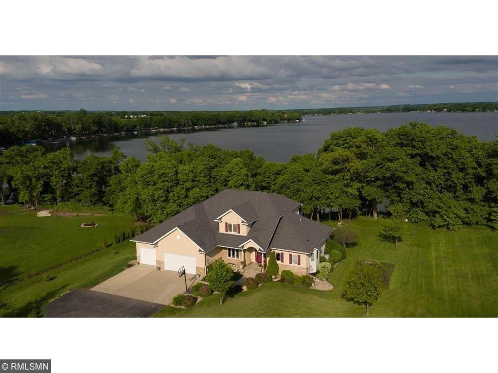 46229 Jefferson Shores Drive, Cleveland Twp, MN 56017