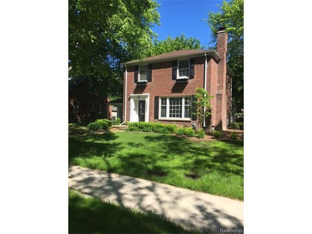 13342 KINGSTON Avenue, Huntington Woods, MI 48070