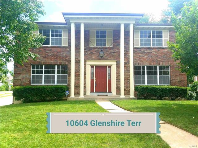 10604 Glenshire, St Louis, MO 63123