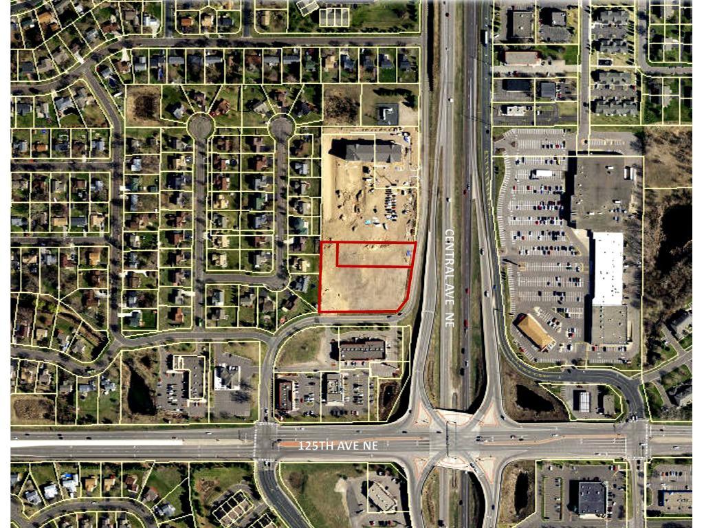 12612 Central Avenue NE, Blaine, MN 55434