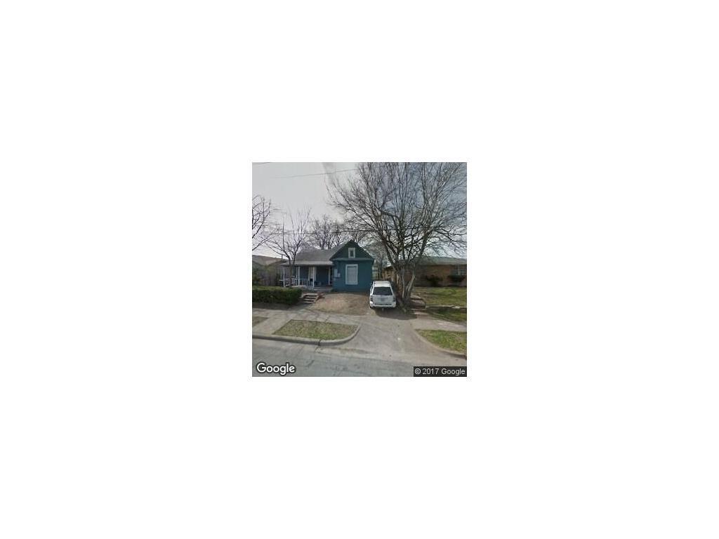 1719 caddo Street, Dallas, TX 75204