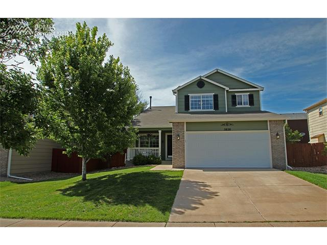 5820 Butterfield Drive, Colorado Springs, CO 80923
