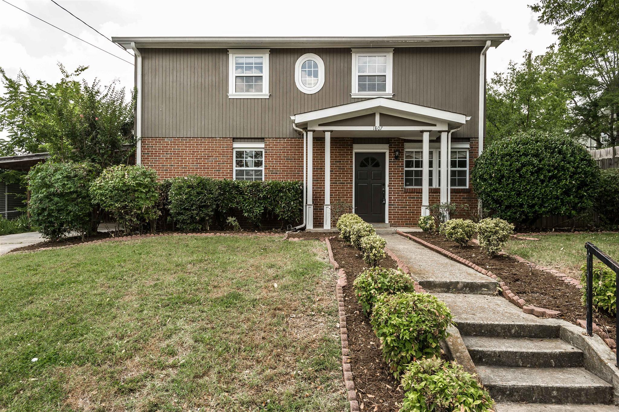 1807 Hillside, Nashville, TN 37203
