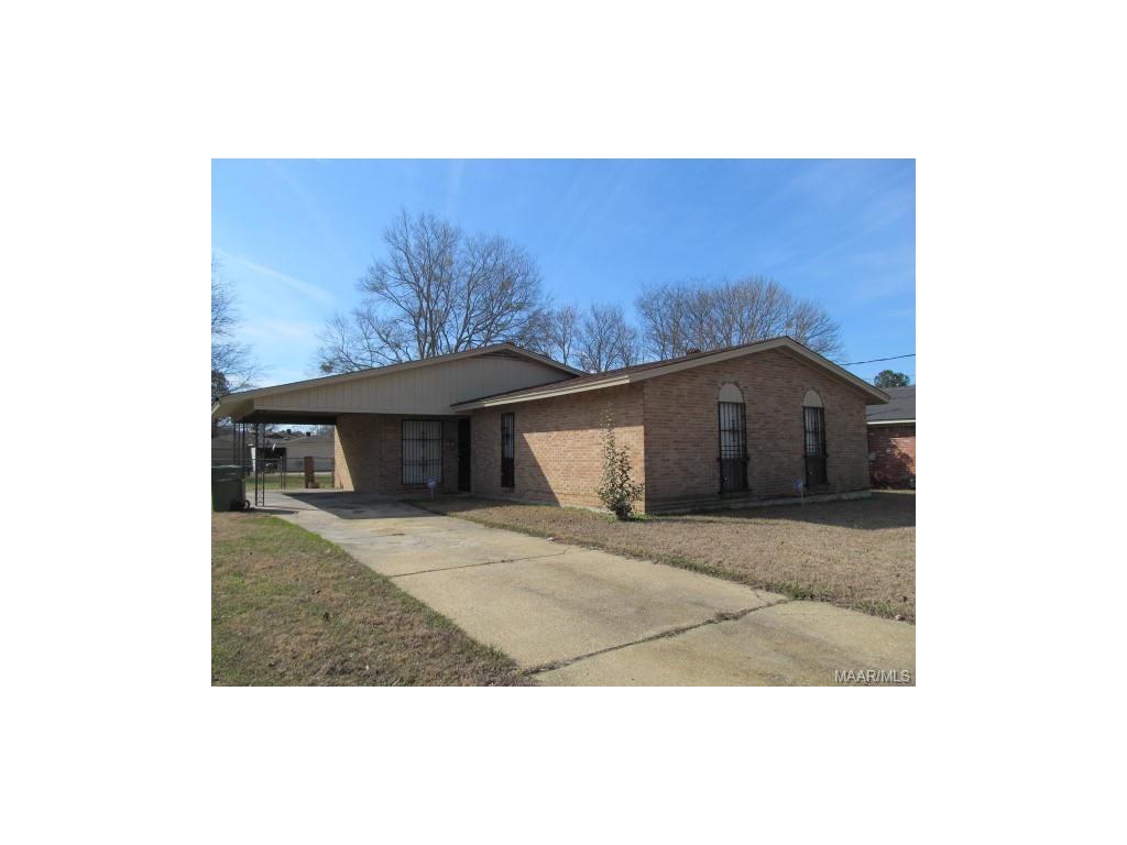2865 SUSAN Drive, Montgomery, AL 36116
