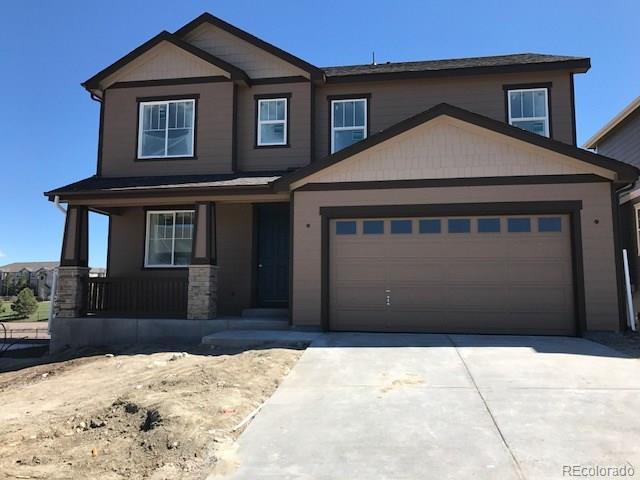 1348 Castle Creek Circle, Castle Rock, CO 80104