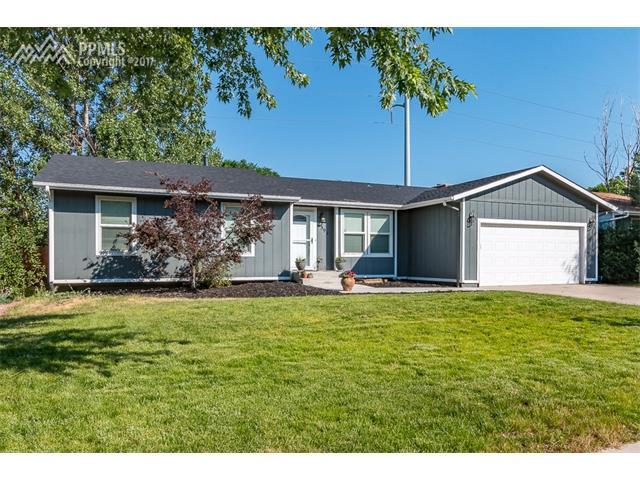 6394 Pulpit Rock Drive, Colorado Springs, CO 80918