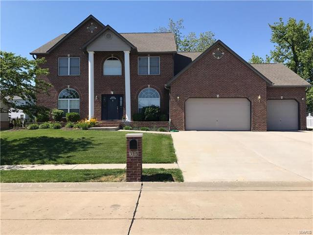 313 Ramsfield Drive, Belleville, IL 62226