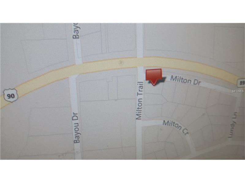7059 MILTON DRIVE, MILTON, FL 32583