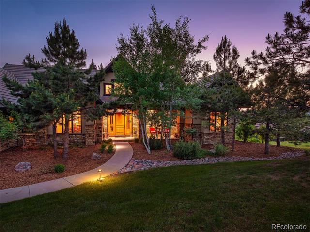 1052 Country Club Estates Drive, Castle Rock, CO 80108
