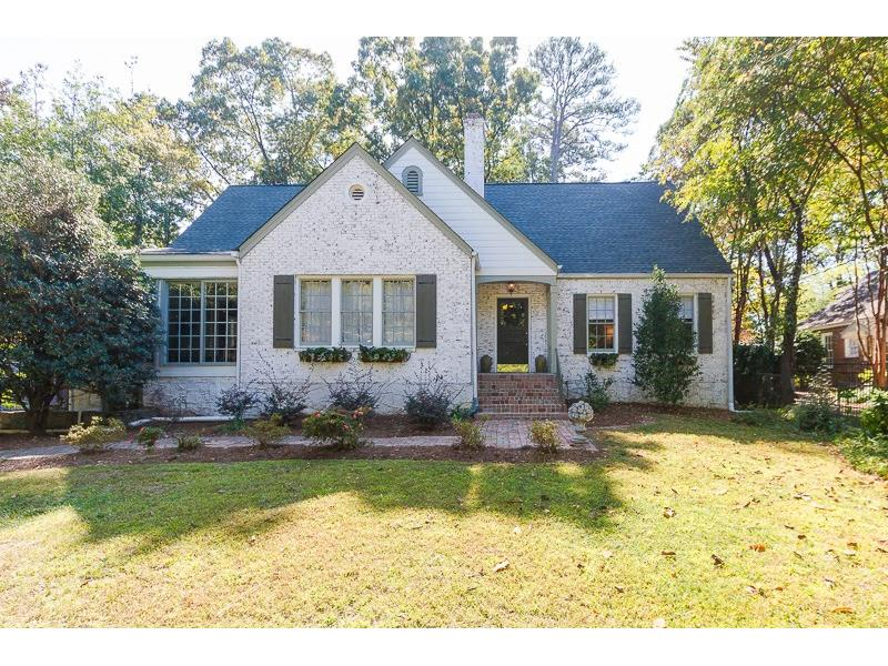 447 NE Brentwood Drive, Atlanta, GA 30305