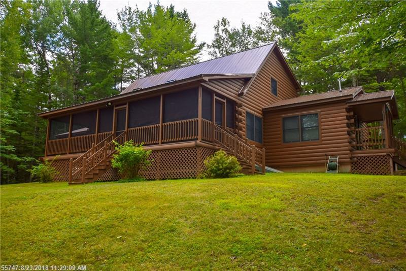 120 Picnic Point RD , Brookton Twp, ME 04413